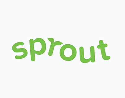 Sprout: Brand & Identity Design