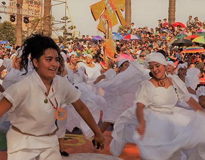 Arica Carnaval Andino 2020 (Afro-descendientes)