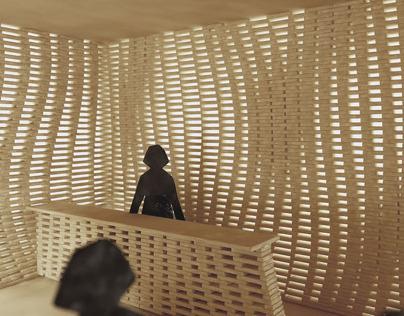 Cardboard Teahouse