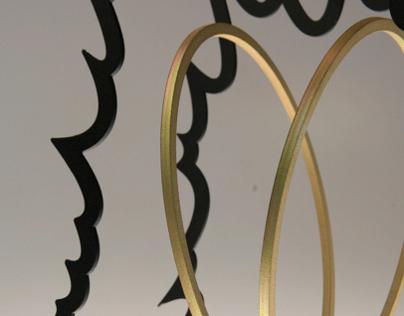 Benjamin Magowan Drama Award Sculpture commission 2012