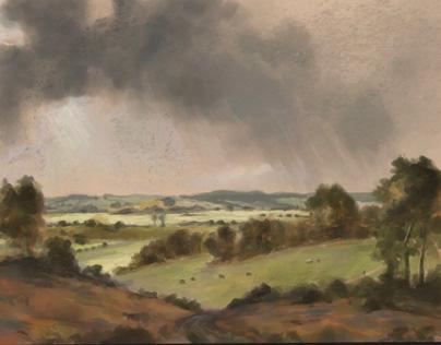 Master study - John Constable