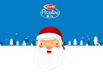 Piccolini Barilla Advent Calendar 2011