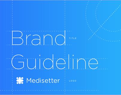 Medisetter Brand Guideline