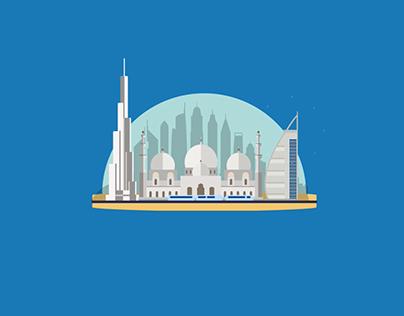 The Creation of UAE