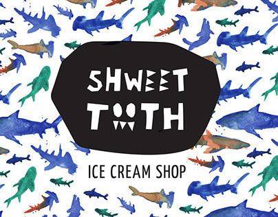 Shweet Tooth Ice Cream – Design/Identity + Process