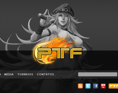 PTF BLOG (Graphic study) & Branding