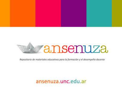 Diseño para Repositorio Ansenuza.
