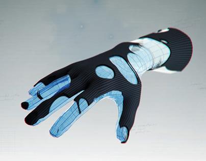Mitre M-tech Glove