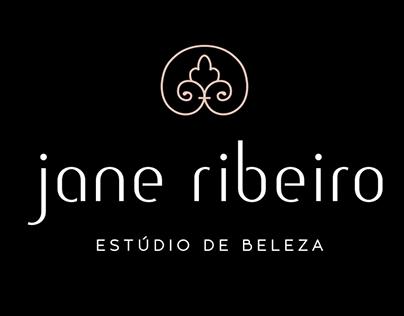 Identidade Visual | Jane Ribeiro Estúdio de Beleza
