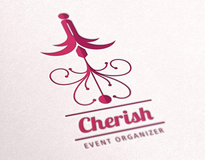 Cherish Event Organizer - Logo & Identities