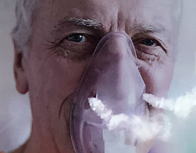 Is it difficult to breathe? Tá difícil de respirar?