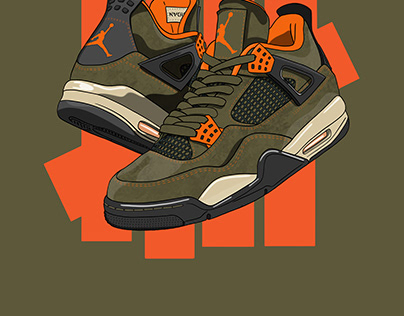 "Air Jordan IV ""New Undefeated"""