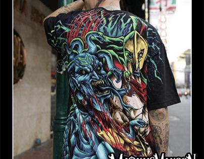 Medusa back side