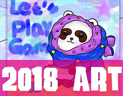 2018 ART · VIVI SU