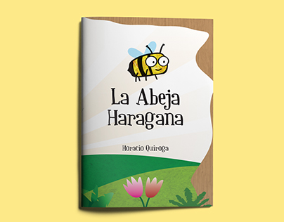 La Abeja haragana - A children's book