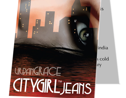 CityGirl Jeans Hangtag