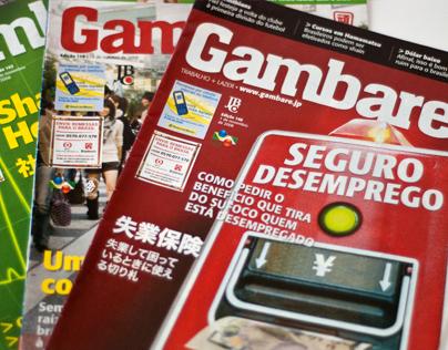 Gambare Magazine