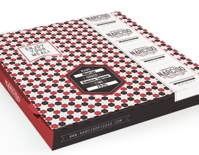 Narciso Gourmet Pizza