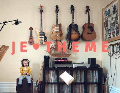 Je Thème — Sound Production de Son