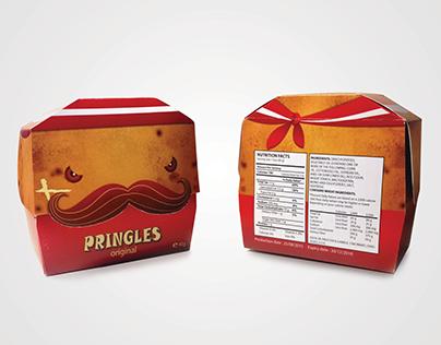 Packaging design for Pringles