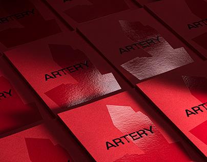 Artery Visual Identity