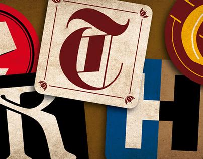 Les Berthom : couvertures Facebook