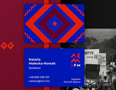 Rebranding radio lem.fm