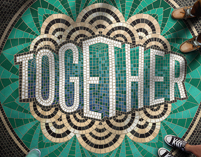 TOGETHER - Fauxsaic