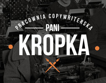 Copywriter company branding