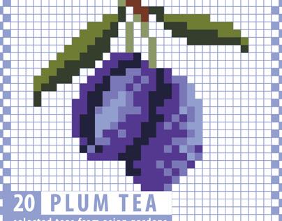 tchay - tea packaging