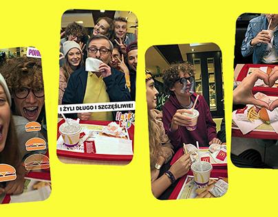 McDonald's 2 FOR U Stories