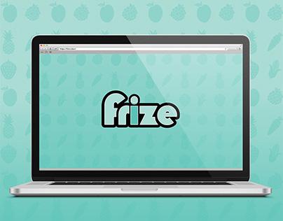 FRIZE STORE Web/e-comerce