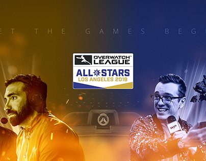 Overwatch League All Stars 2019
