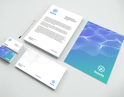 Inovie - UX - Web design - Branding