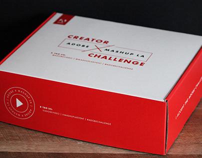 Adobe x Mashup LA - Creative Challenge