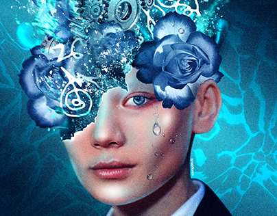 Ian Alexander | The OA | Netflix | Photomanipulation