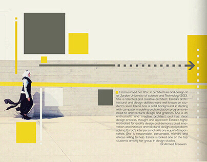 My portfolio-CV-Resume    Architect Esraa ALSHARAA 2016