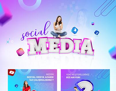 2020 - Social Media Design - Digital Marketing Agency