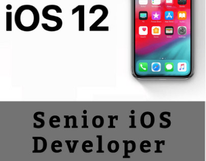 Senior iOS Developer Vacancy