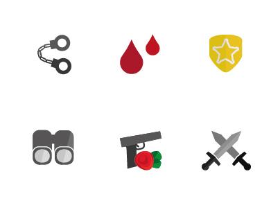 Booké icons
