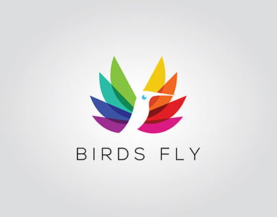 Birds Fly, Logo design project. Check details...