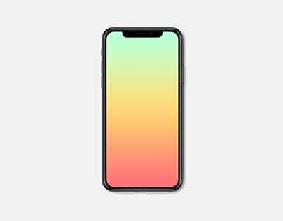 Free iPhone PSD Template
