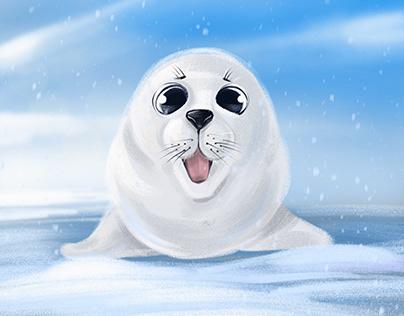 Animals of Antarctica
