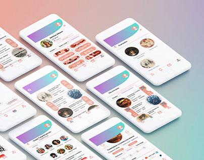 Culturapp | UI y UX design