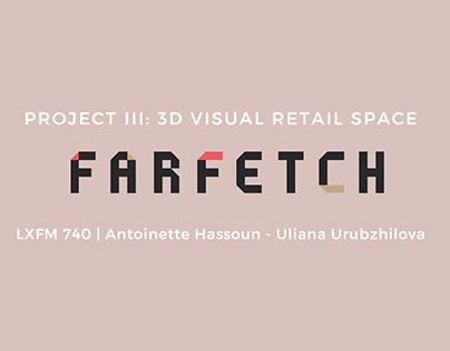 FarFetch – App Design & Window Display
