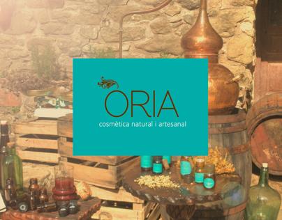Òria, cosmètica natural i artesanal