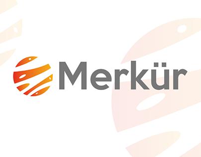 Merkür - Branding