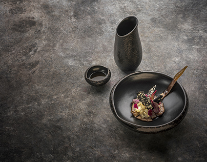 Studio Raw Custom Tableware - Food Photography