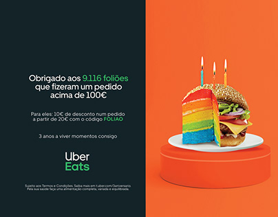 Anniversary Campaign