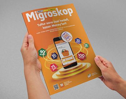 Migros - Migroskop Money İlanları